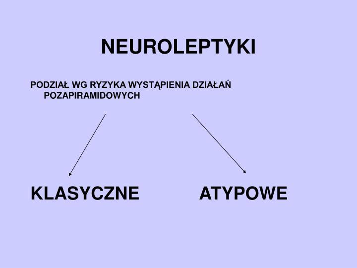 NEUROLEPTYKI