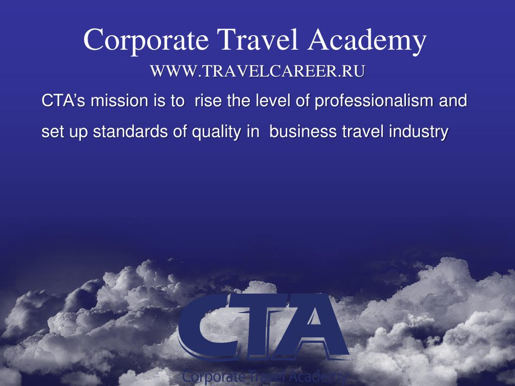 corporate travel academy l.