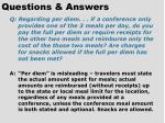 questions answers61