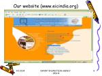 our website www eicindia org