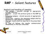 rmp salient features23