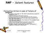 rmp salient features24