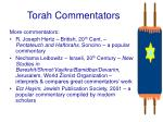 torah commentators24