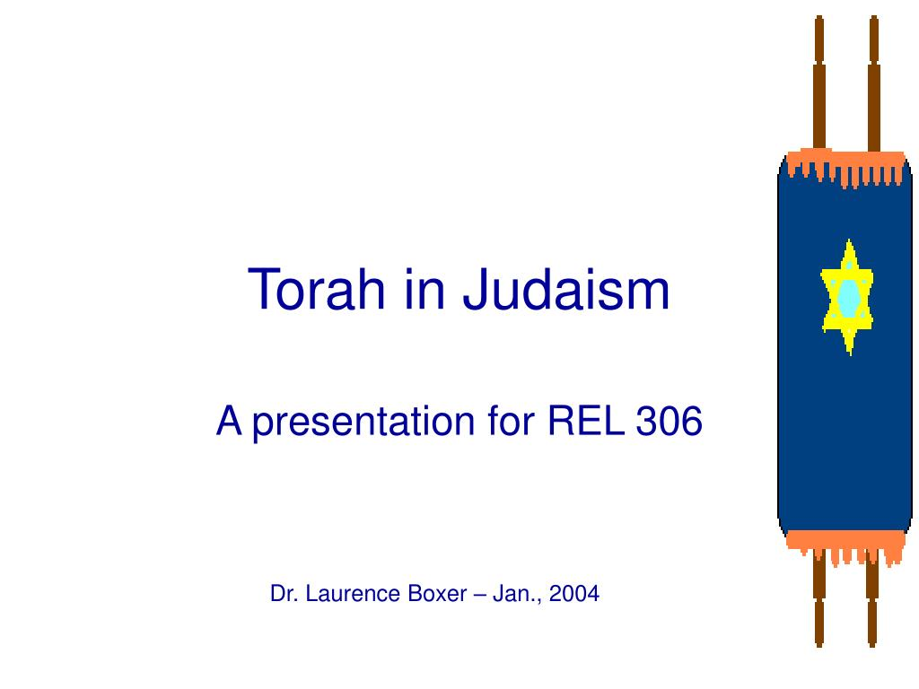 torah in judaism l.