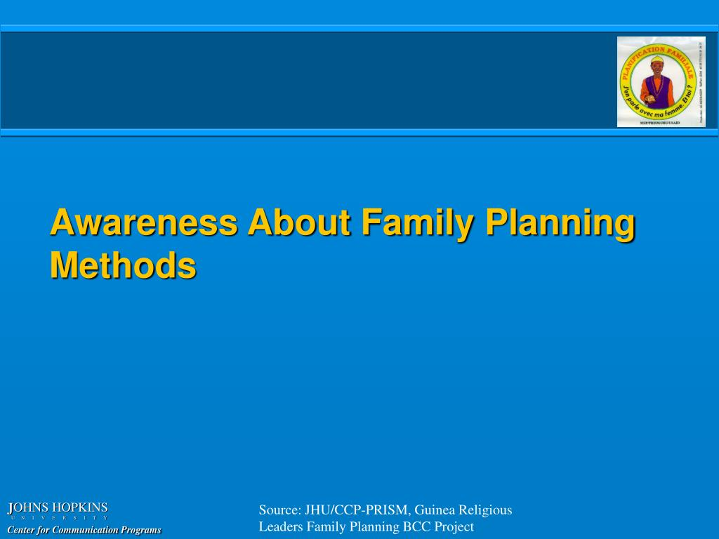 Awareness About Family Planning Methods