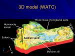 3d model watc