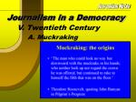 journalism in a democracy10