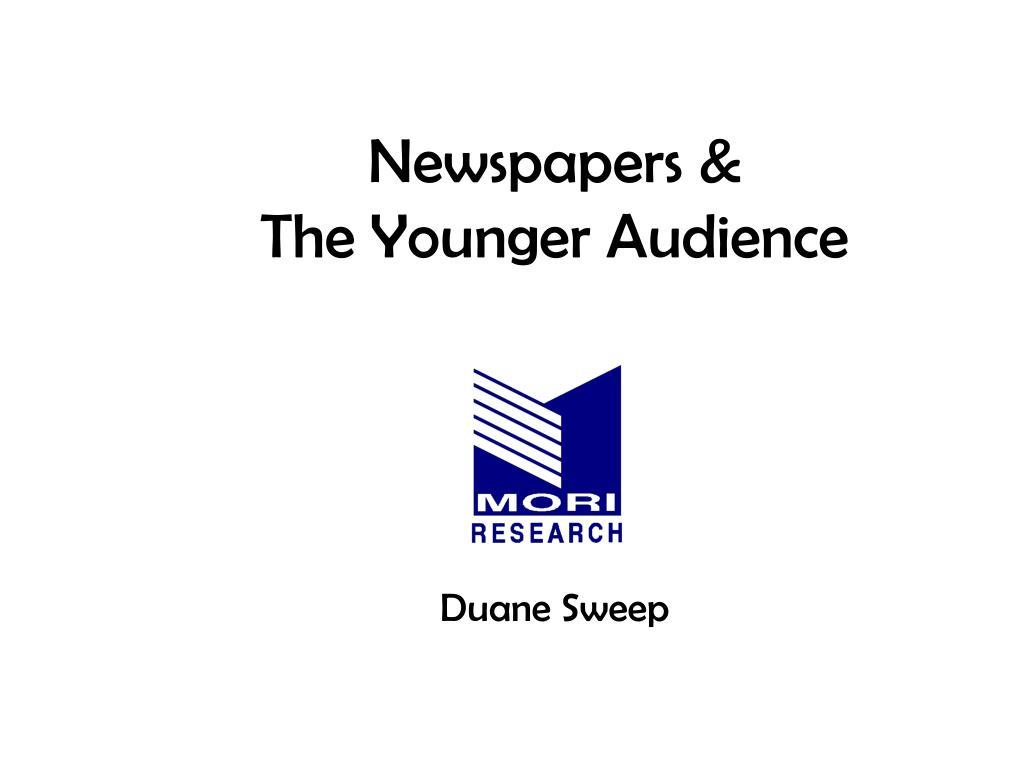 Newspapers &