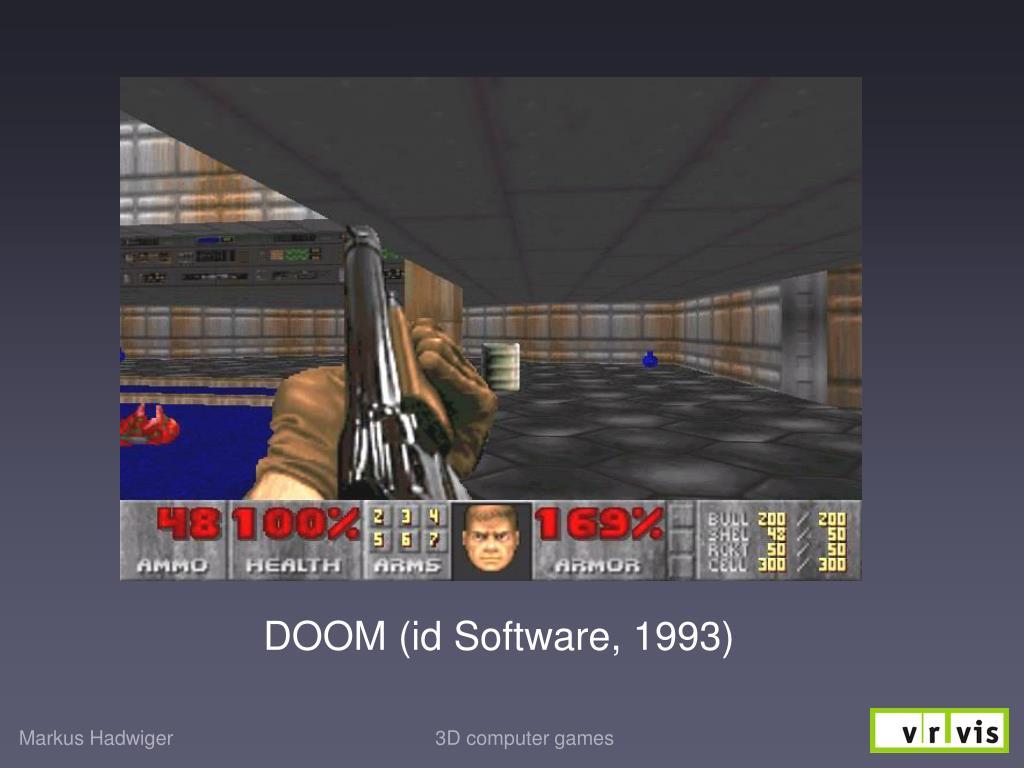 DOOM (id Software, 1993)