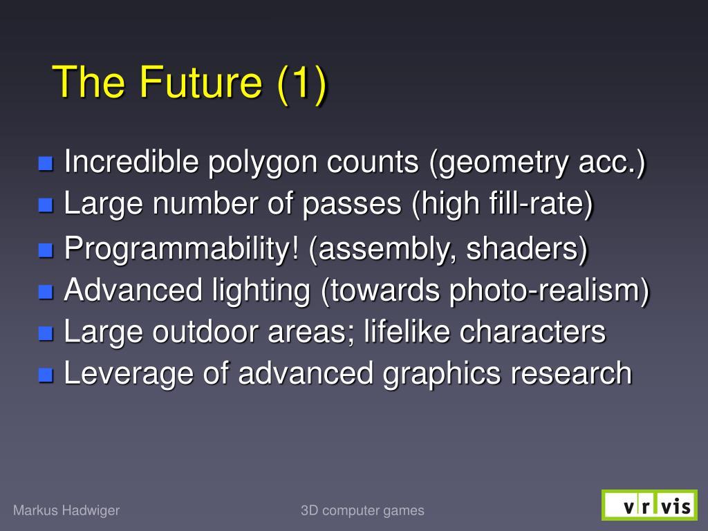 The Future (1)