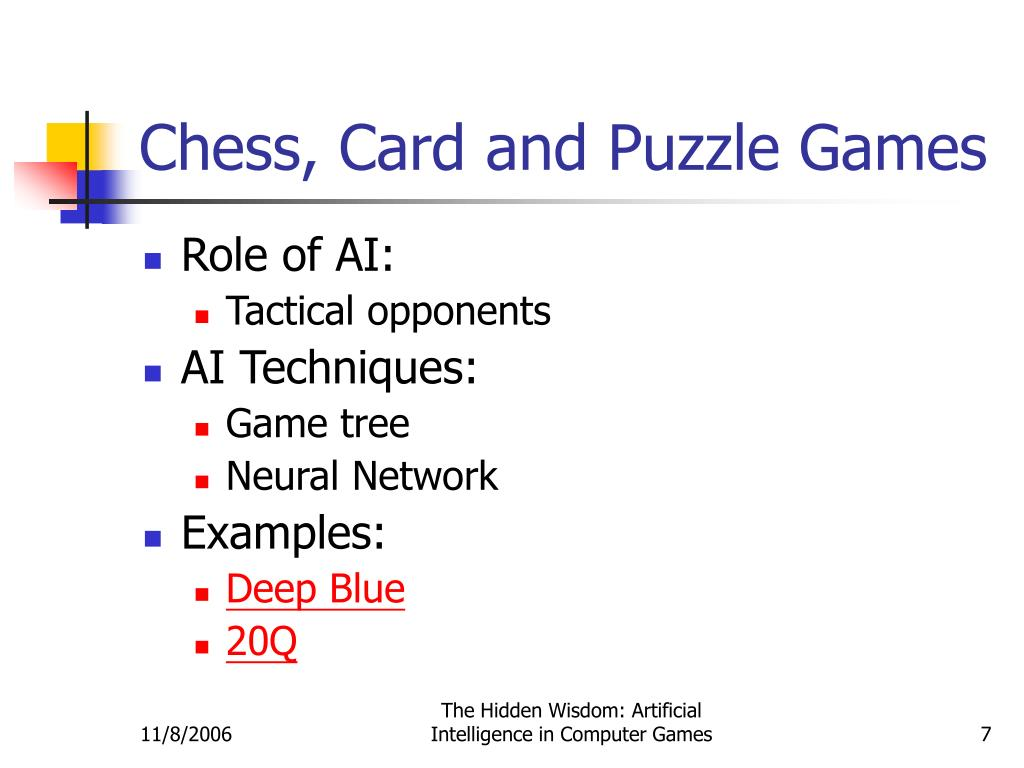 Chess, Card and Puzzle Games