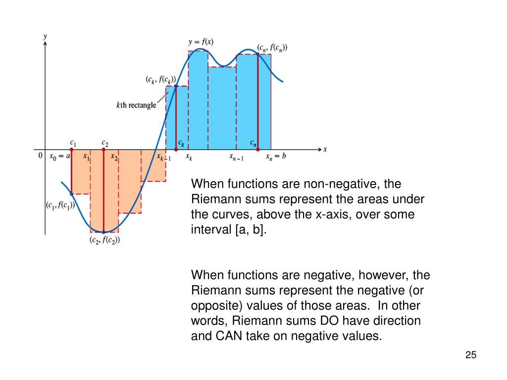 PPT - Section 4.3 Riemann Sums and The Definite Integral ...
