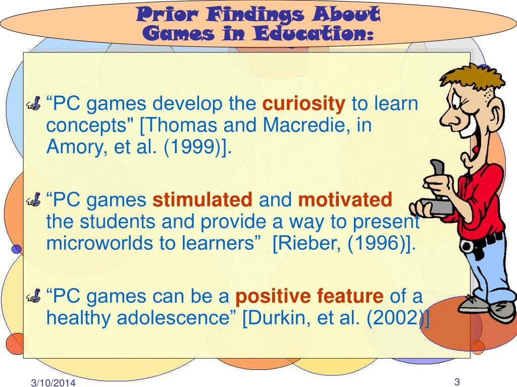 Prior Findings About