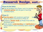 research design cont8