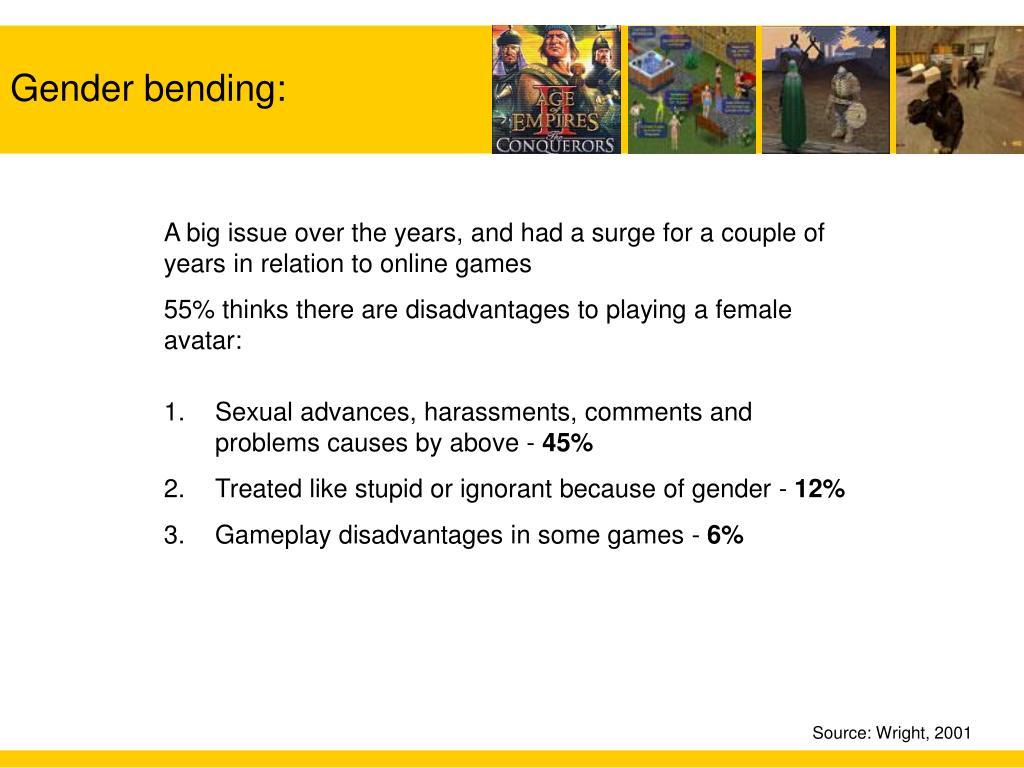 Gender bending: