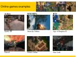 online games examples