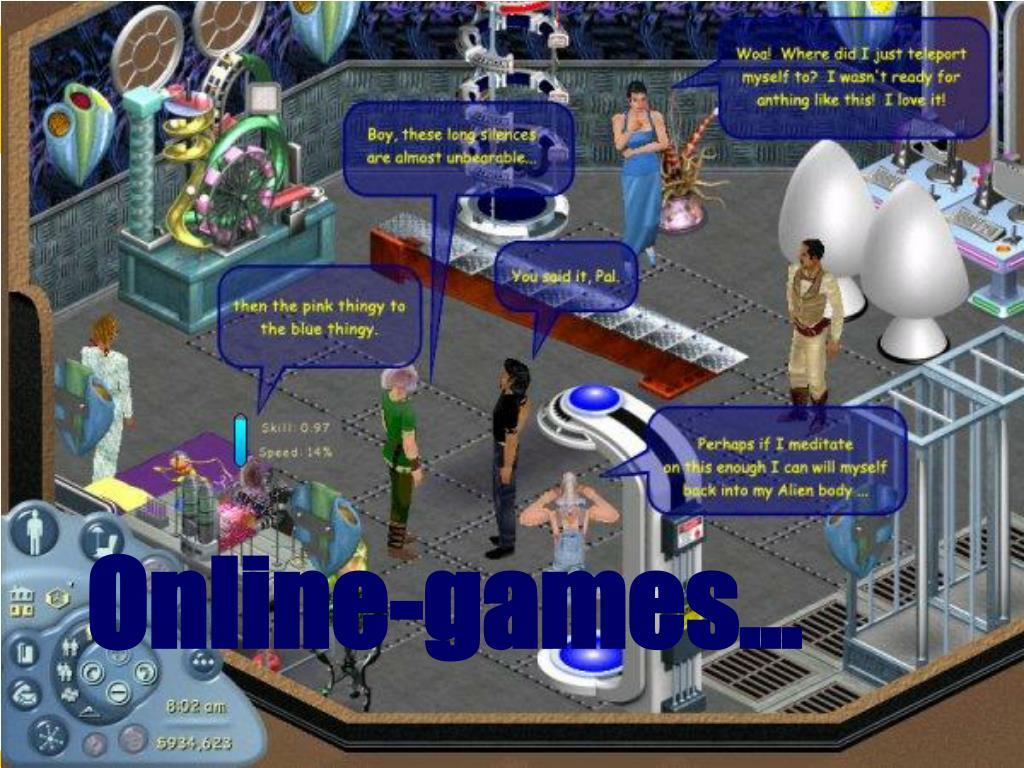 online spil l.