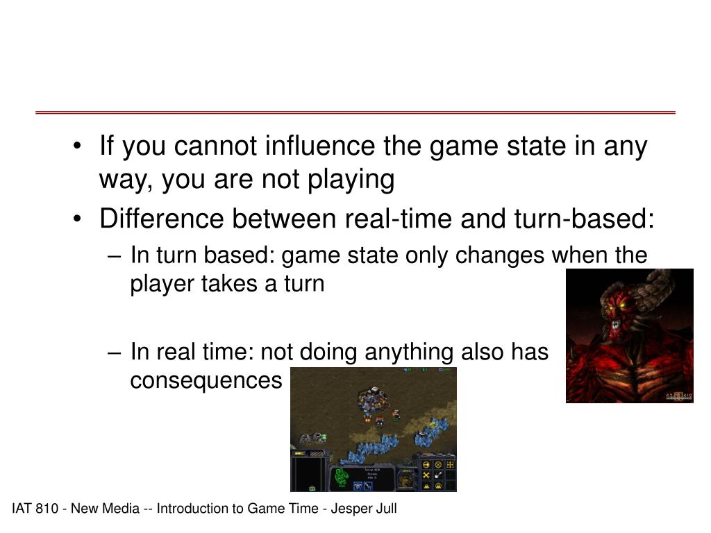 If you cannot influence the game state in any way, you are not playing