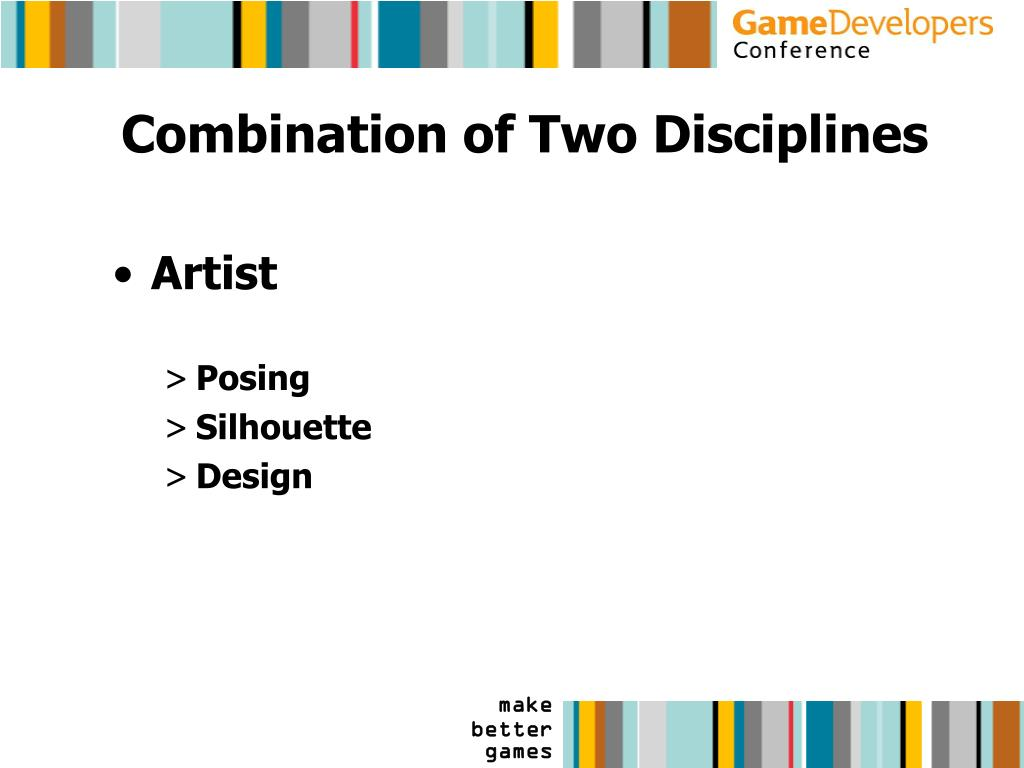 Combination of Two Disciplines
