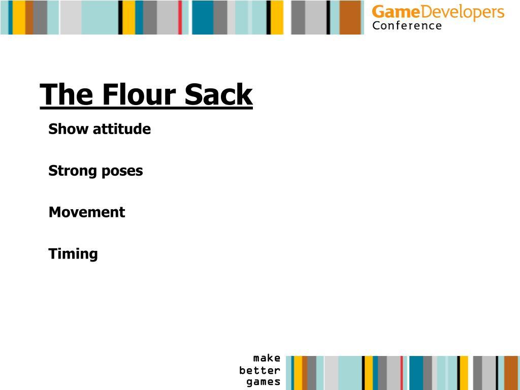 The Flour Sack