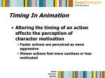timing in animation34