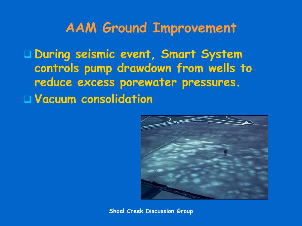 AAM Ground Improvement