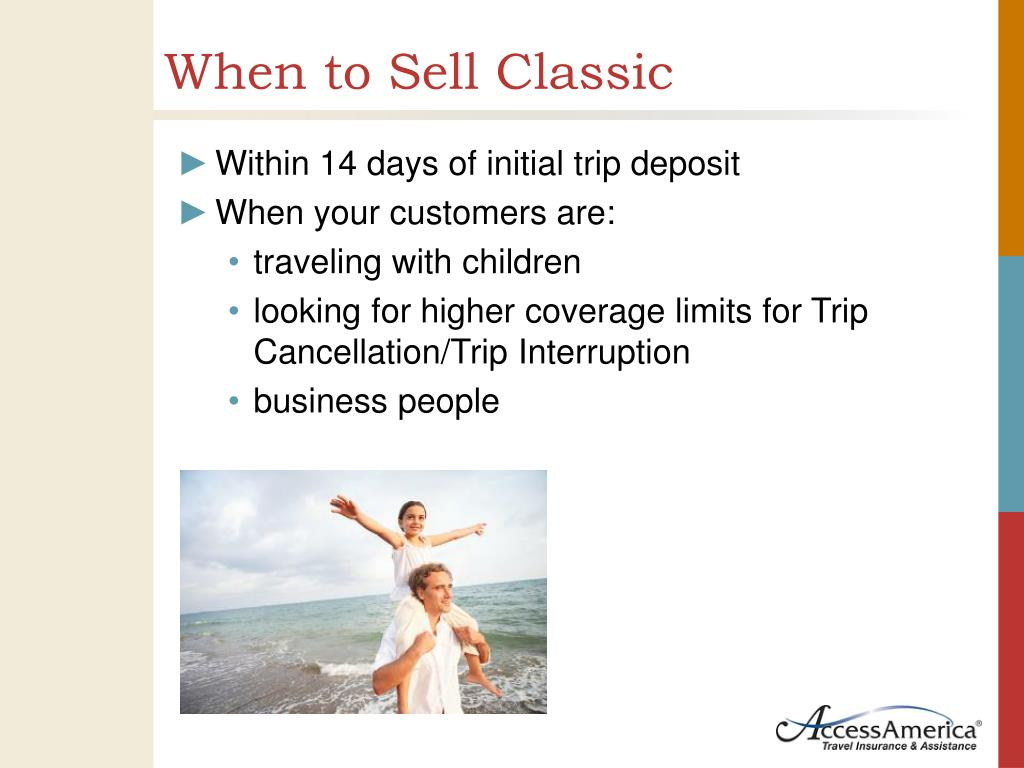 When to Sell Classic