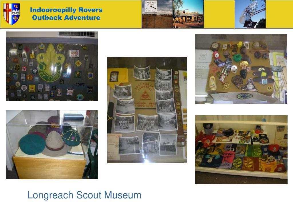 Longreach Scout Museum