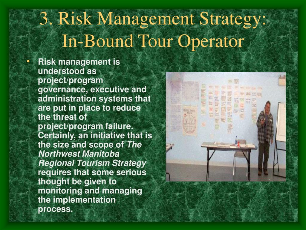 3. Risk Management Strategy: