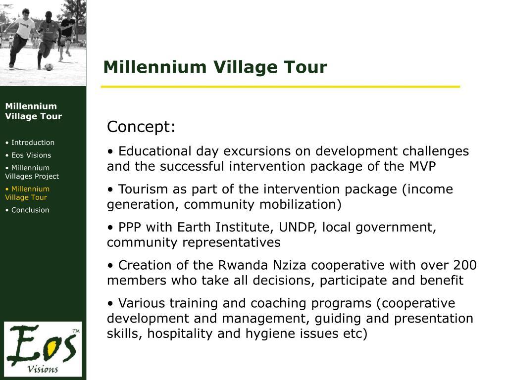 Millennium Village Tour