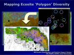 mapping ecosite polygon diversity