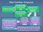the cardiac impulse