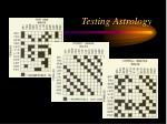 testing astrology32