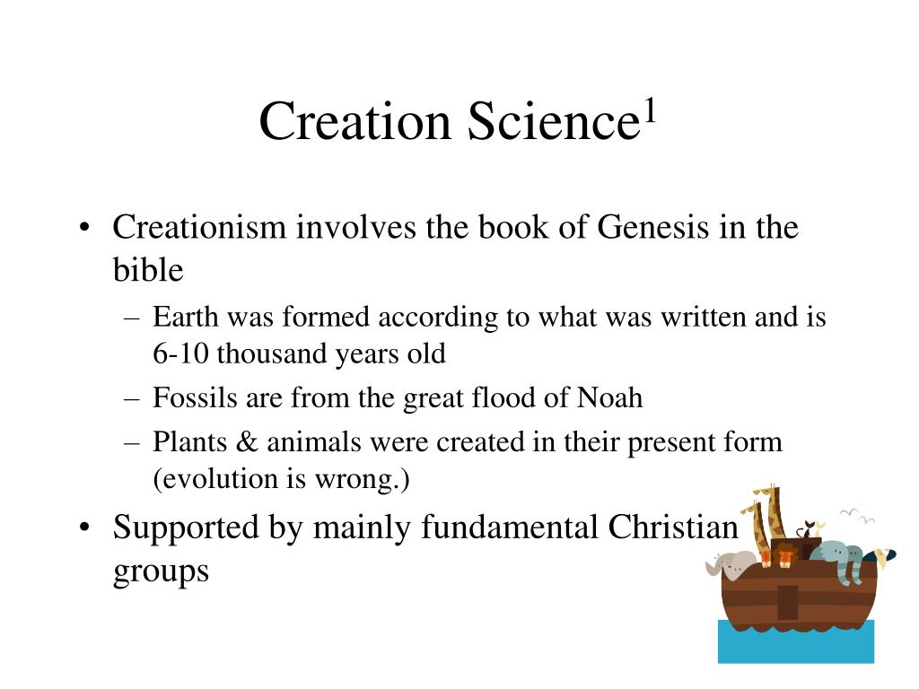 Creation Science