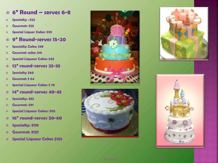 Pjetrovic wedding cakes