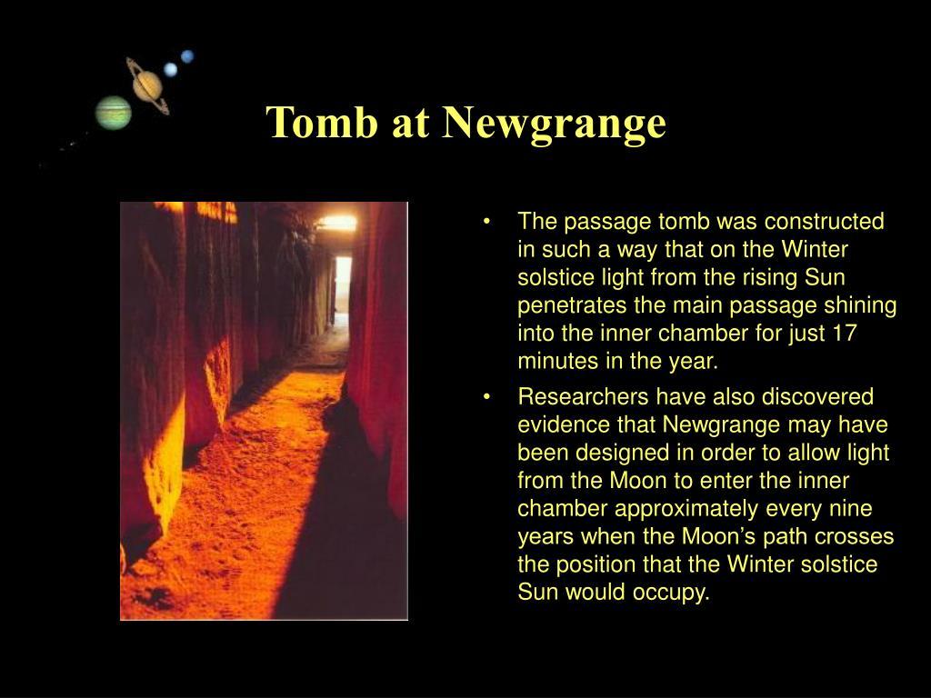 Tomb at Newgrange