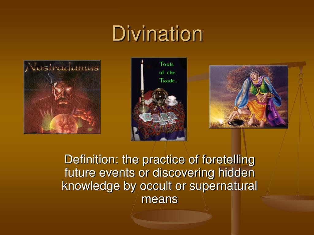 divination l.
