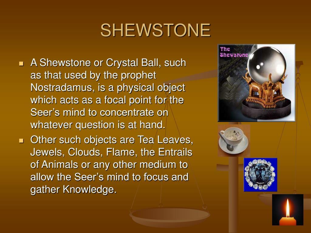 SHEWSTONE