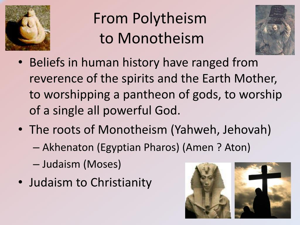 From Polytheism
