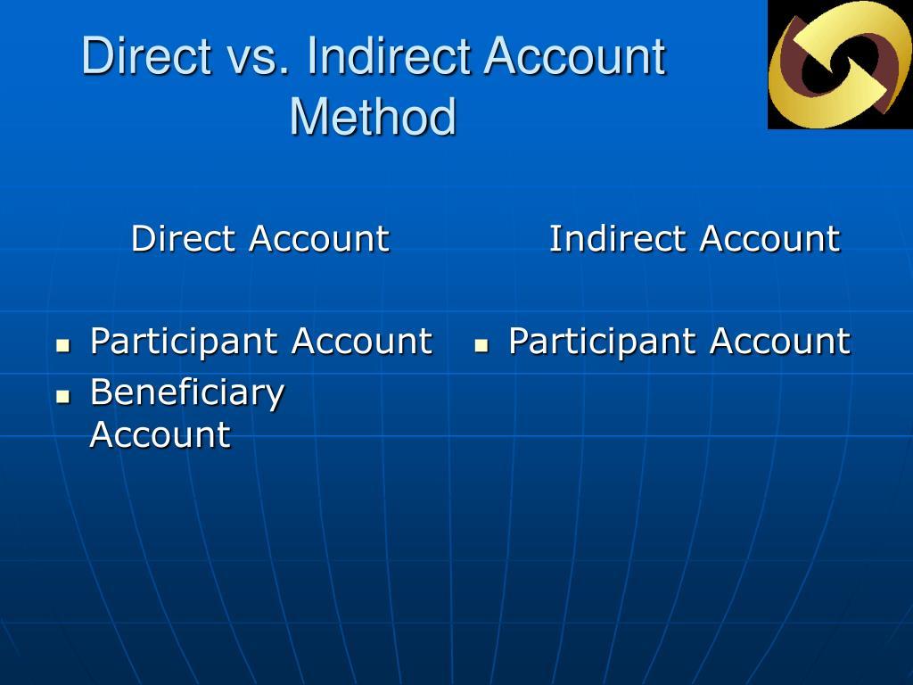 Direct Account