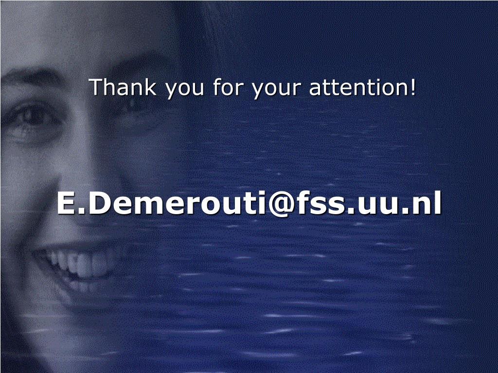 E.Demerouti@fss.uu.nl