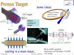 proton target9
