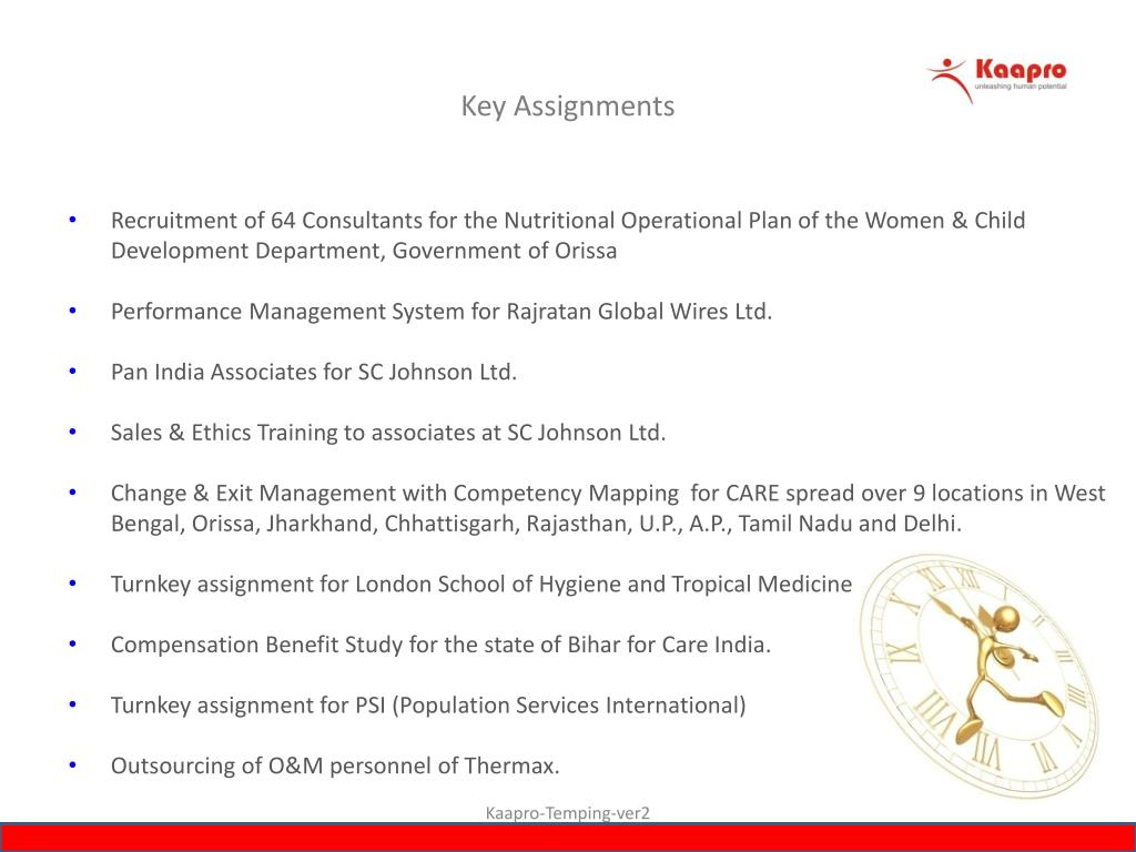PPT - Kaapro Management Solutions (Pvt) Ltd PowerPoint