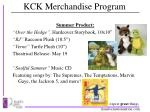 kck merchandise program6