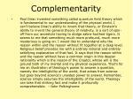 complementarity23