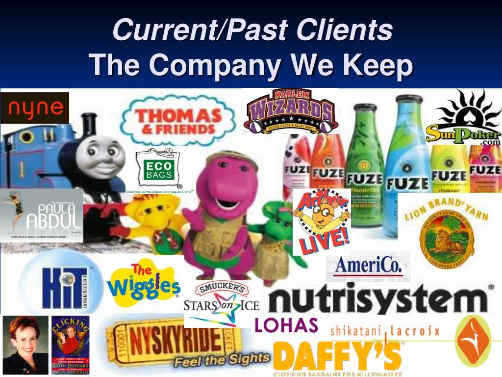Current/Past Clients