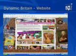 dynamic britain website