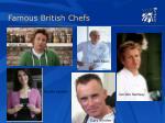 famous british chefs