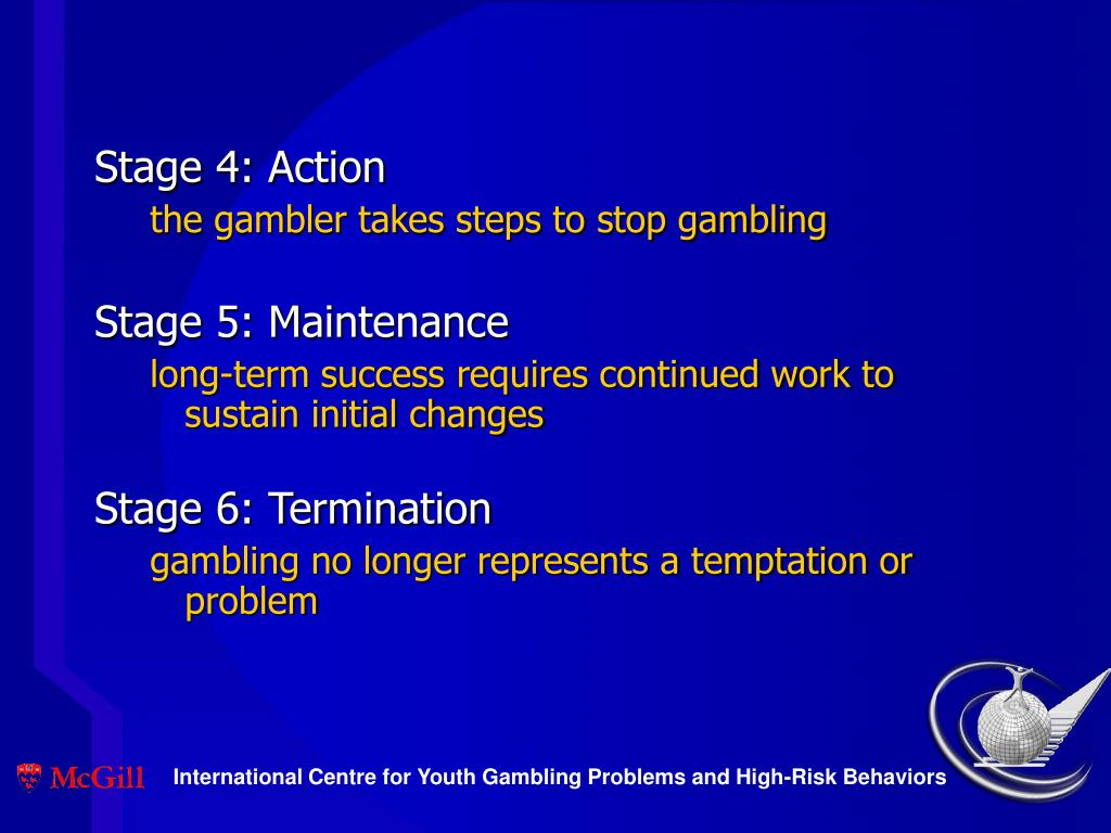 Stage 4: Action