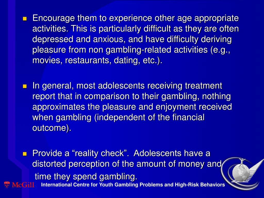 gastric gambling definition